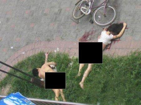 سقوط زوج جوان از پنجره هنگام برقراری رابطه جنسی + عکس