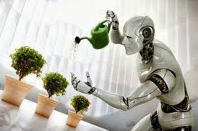 طراحی روبات های خانه دار در جهان + تصاویر