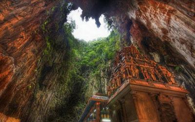 آشنایی با زیباترین غارهای مالزی