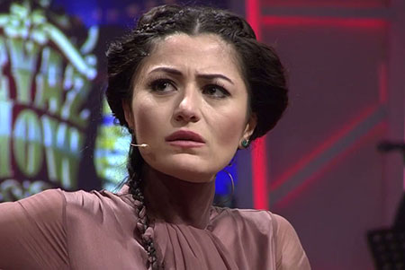 عکس های جذاب و دیدنی فرخنده بازیگر سریال برگ ریزان