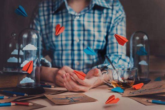 عکس های جالب از راز اشیاء روی میز