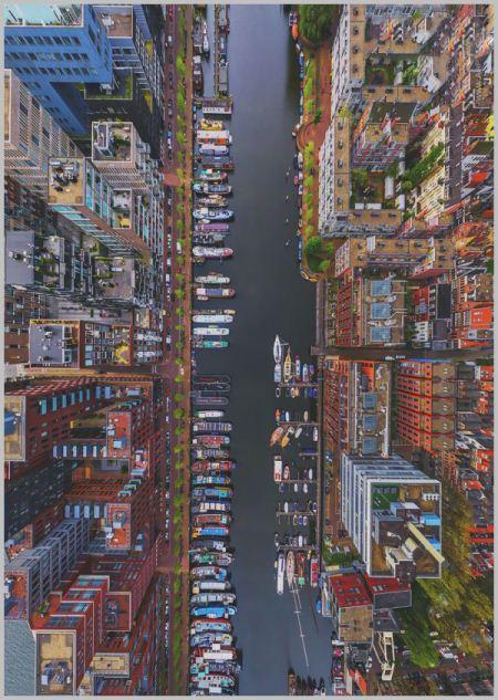 عکس های هوایی جالب از مکان های معروف دنیا