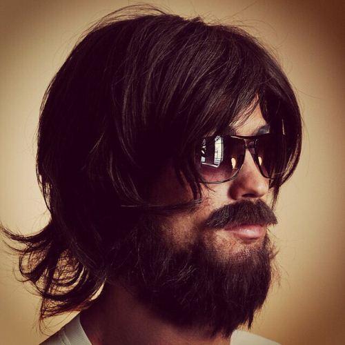 چهره جدید کریستیانو رونالدو با ریش و سبیل و موهای بلند (عکس)