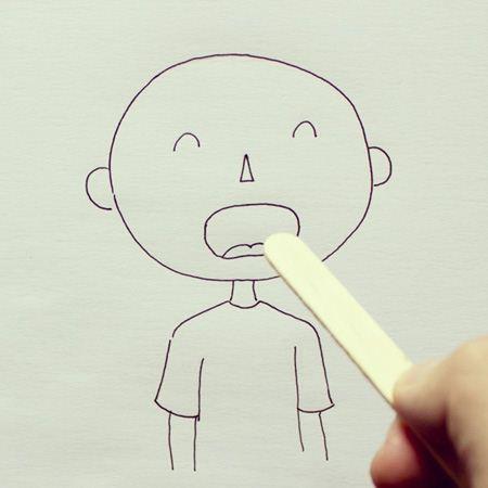 عکس خنده دار از نقاشی های ترکیبی طنز