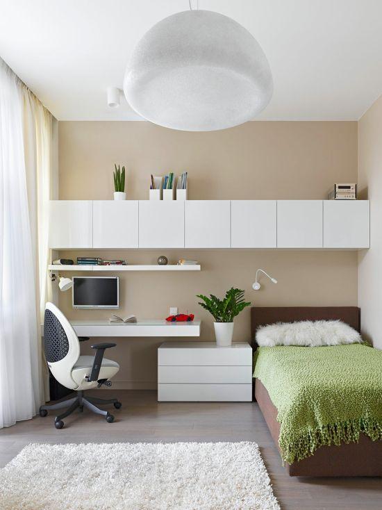 طراحی منحصر به فرد دکوراسیون یک آپارتمان مجلل