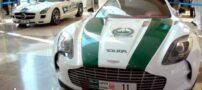 گران ترین ماشین پلیس در جهان (عکس)