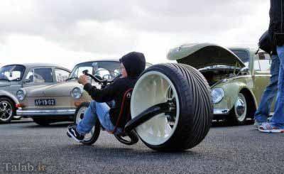 عکس های جالب از خودروهای جهان
