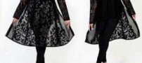 با مانتوهای زننده شیشه ای دختران ایرانی برخورد خواهد شد