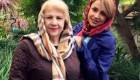 عکس های کمیاب و دیدنی از شبنم قلی خانی و مادرش