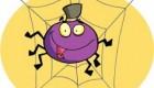 معمای جالب شش عنکبوت