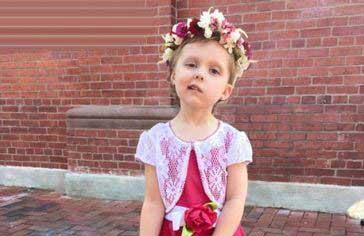 آخرین جشن تولد جالب این دختربچه (عکس)