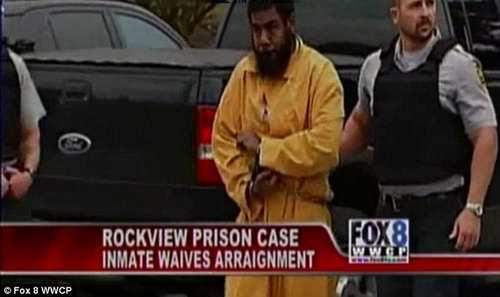 تجاوز وحشتناک در زندان پنسلوانیا + عکس