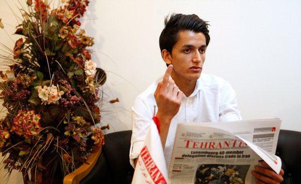 پسری که بیل گیتس ایران است + عکس