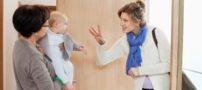 در هنگام تولد کودک شاغل بودن مادر صحیح است؟