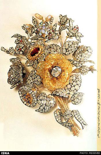 آشنایی با موزه جواهرات با ارزش ایرانی + تصاویر