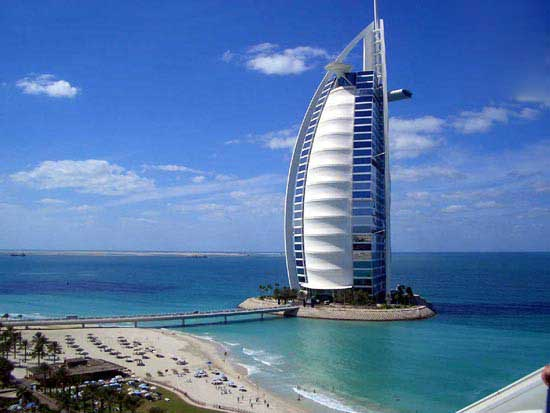 راهنمای جامع برای سفر به دبی