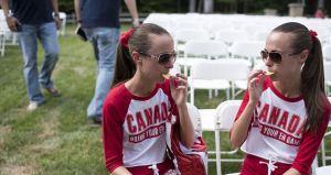 عکس های جالب از فستیوال دوقلو ها در آمریکا