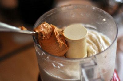 درست کردن بستنی رژیمی موزی