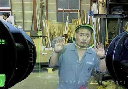 ربات غول پیکر 1 میلیون دلاری (عکس)