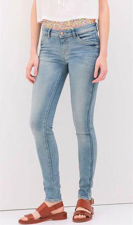 مدل شلوار جین زنانه Zara 2016