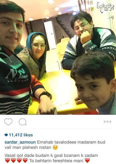 عکس هایی جدید از شبکه اجتماعی هنرمندان ایرانی (36)