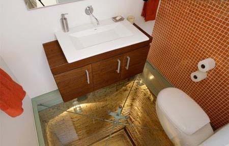 وحشتناک ترین و جالب ترین توالت دنیا (عکس)