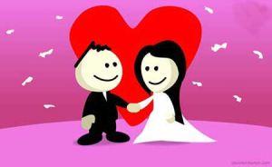 دوست داشتن همسر بدون خطاهای فکری