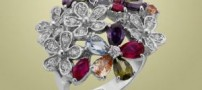 مدل های زیبا و جذاب زیورآلات و جواهرات Pistachio