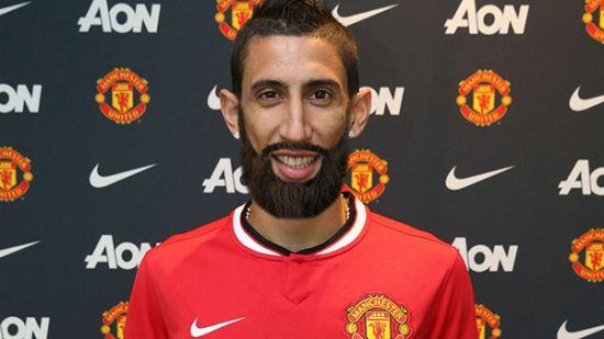 فوتبالیست های مشهور با ریش چه شکلی می شوند؟ (عکس)
