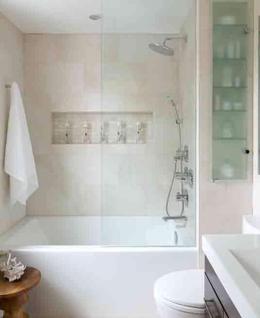آخرین مدل های چیدمان دکوراسیون حمام و توالت (8)