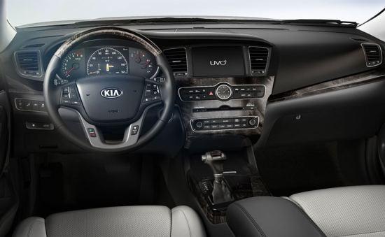 معرفی خودروی استثنایی کادنزا از کمپانی کیا + تصاویر