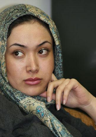 گفت و گویی کوتاه با بازیگر جوان بهاره افشاری + تصاویر