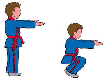 رفع مشکل پا پرانتزی با چند حرکت ورزشی