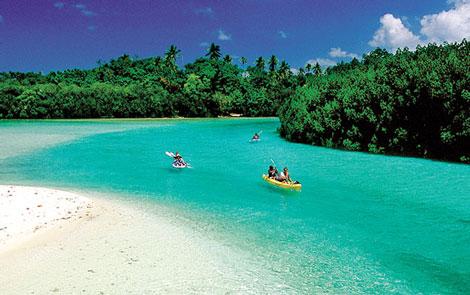جزیره ی زیبا و رویایی به نام وانواتو + تصاویر