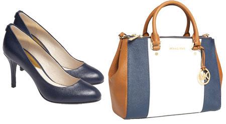 آخرین مدل های ست کردن کیف و کفش