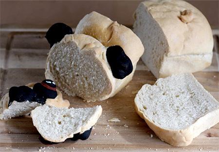 نان های فانتزی بامزه به شکل حیوانات