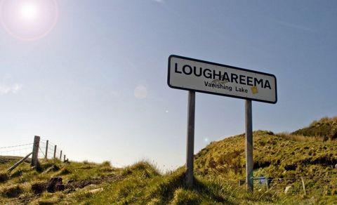 دریاچه لوگاریما در کشور ایرلند (عکس)