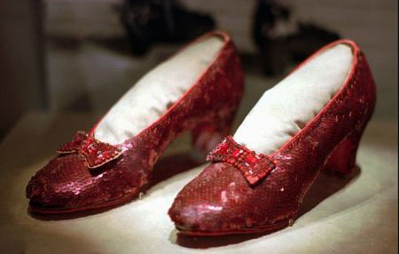 ماجرای جالب کفش یک میلیون دلاری !