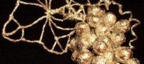 آموزش تصویری ساخت خوشه انگور آلومینیومی