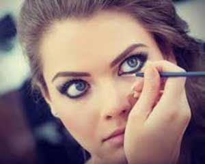 آرایش چشم مخصوص شب با 8 قدم