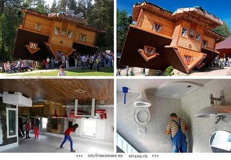 معرفی چند خانه خارق العاده در جهان + تصاویر