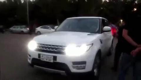 ماشین لوکس و گرانقیمت فرزاد مجیدی (عکس)