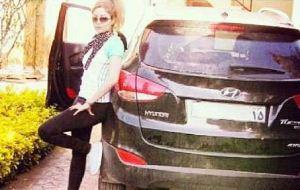 دستگیری باند زنان خلافکار ایرانی با ماشین های لوکس
