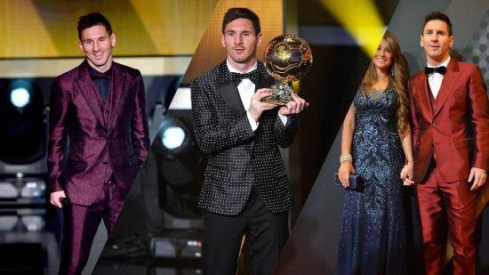 تصاویری از خوش لباس ترین و بد لباس ترین های دنیای فوتبال