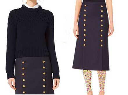 لباس پاییزه مخصوص خانم های شیک پوش 2021
