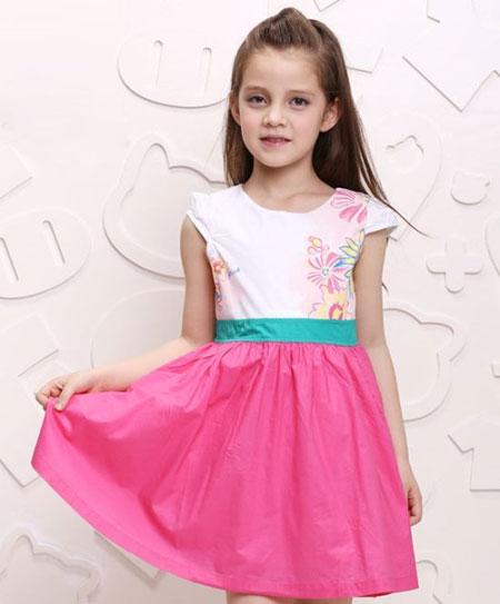 مدل های لباس ماکسی جدید کودکان