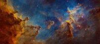 تصاویر شگفت انگیز و زیبای کهکشان ها در دوربین عکاسان نجوم