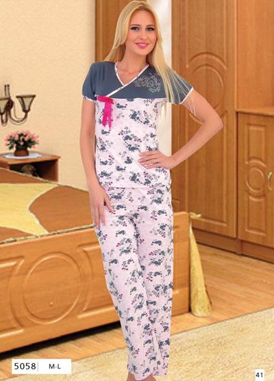 مدل های زیبا و شیک لباس خواب اسپرت دخترانه 94