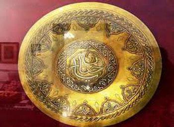 آشنایی با هنر طلا کوبی روی فولاد