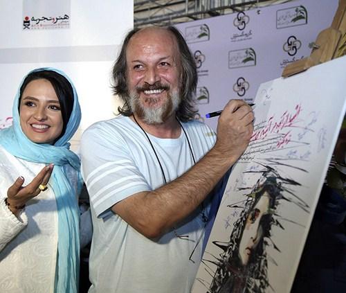 عکس های جذاب و متفاوت گلاره عباسی بعد از ازدواج